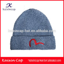 2016 high quality fashion beanies custom acrylic
