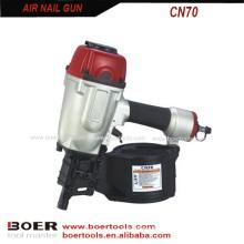 Pistolet à clou à bobine pneumatique CN70