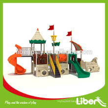 2014 CE Certificate Llpde Children's Outdoor Playground Equipment LE.HD.001