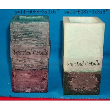 Professional Design for Christmas Candles Decorative celebration romantic craft candle export to India Wholesale