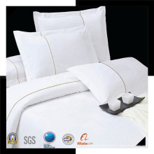100% coton / T / C 50/50 Jacquard Fabric Hotel / Home Textile (WS-2016173)