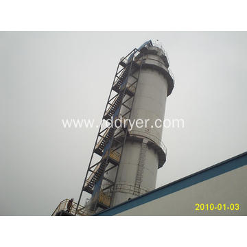 Formulated Dyestuff Spray Dryer