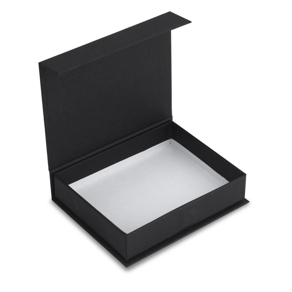 Black Fancy Paper Packaging Box