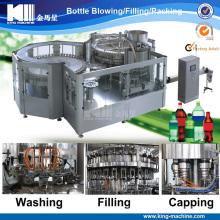 Komplette Softdrink-Füllmaschine / Soda-Wasser-Füllmaschine