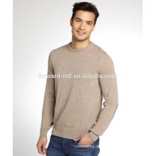 mejores modelos de tejer jacquard pullover para hombres