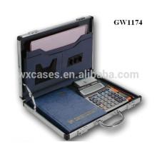 ventes chaudes fortes & aluminium portable mallette fabricant de haute qualité