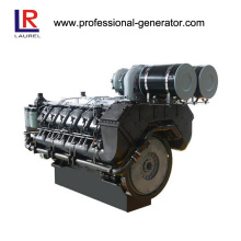 Air Cooled Single Cylinder Direct Injection Vertical Diesel Engine