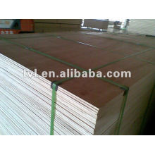 plywood With good red colour veneer