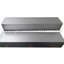 Silver Anodized aluminum alloy sheet