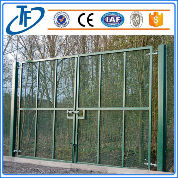 3510 Panel Anti-Climb Panel yang dikimpal