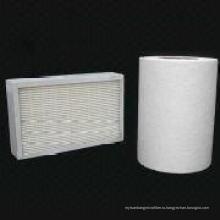 HEPA HVAC Использование нетканого материала Meltblown