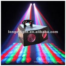 Brand New Due LED Moonflower Licht DJ Disco Lighting Effekt
