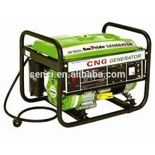 natural gas power generator set 1KW-10KW LPG
