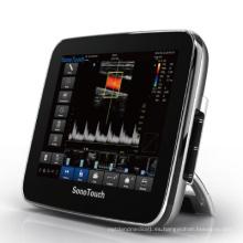 Ultrasonido Scanner Color Doppler portátil con pantalla táctil (SC-ST30)