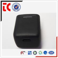 Standard metal die cast OEM en China Negro pintura shell de la cámara para el registro de datos de automóviles