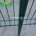 Powder+Coated+Triangle+Curved+Metal+Fencing