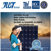Mono paneles solares de 300 vatios con autolimpieza nano revestida