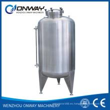 Precio de fábrica Aceite Agua caliente Hidrógeno Vino Contenedor de acero inoxidable Diesel Depósitos de almacenamiento