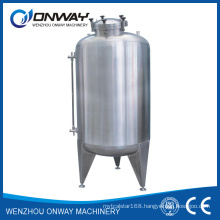 Factory Price Oil Hot Water Hydrogen Wine Stainless Steel Container Diesel Storage Tanks