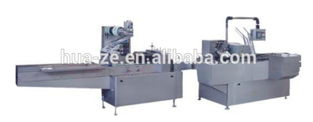 Lasagna cartoning machine