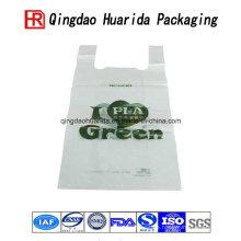 Gewohnheit druckte Einkaufsplastikverpackungs-Tasche für Supermarkt