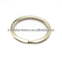 Fashion High Quality Metal Oval Key Ring