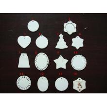 Керамические украшения, сублимационные орнаменты