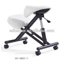 Silla de rodillas ergonómica ajustable Estiramiento de rodilla de estrés Yoga Oficina Asiento