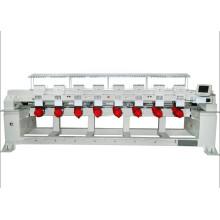 8 máquinas principales del bordado de Ricoma máquina computarizada del bordado del casquillo Wy908c