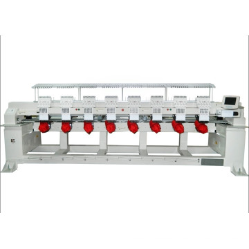 8 Head Ricoma Embroidery Machines Computerized Cap Embroidery Machine Wy908c