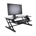 Sit-Stand Desk Cart