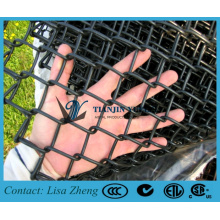 Security Chain Wire Fencing