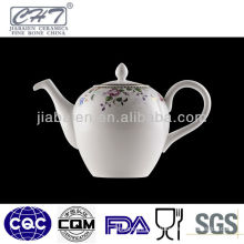 A062 High quality with new design porcelain portable decorative tea kettle set