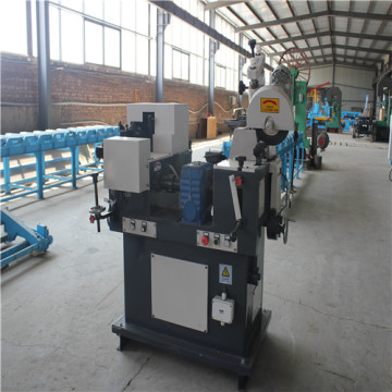 Saw blade tooth setter and sharpener machine