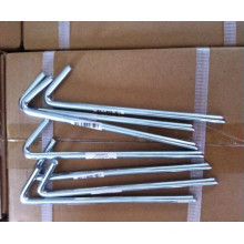 Hot Dipped Galvanized Tent Pegs for Camping