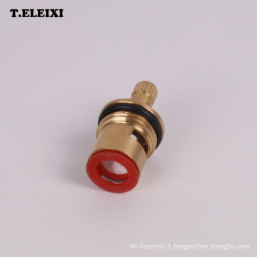 Brass Material faucet Ceramic disc cartridge