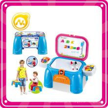 Niños juguete inteligente de aprendizaje multifuncional escritorio de plástico