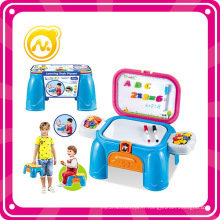 Kids Intelligent Toy Learning Multifunction Plastic Desk