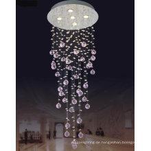 Kristall-Glas-Deckenleuchte (6840--5)