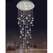 Crystal Glass Ceiling Lamp (6840--5)