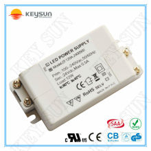 zf120-2400500 ac/dc 24v 500ma led driver transformer 12w with UL CE SAA compliance