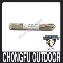 High Quality Nylon 550 Paracord nylon vs polyester paracord u.s. military items