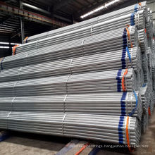 ERW Galvanized Steel Pipes