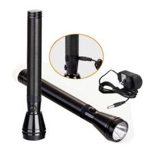 Langstrecken-Hochleistungs-Wiederaufladbare Taschenlampe