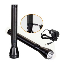 Long Distance High Power Rechargeable Flashlight