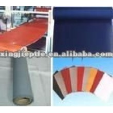 High temperature and insulation resistance Silicon Rubber Coated Fiberglass Cloth/Fabric