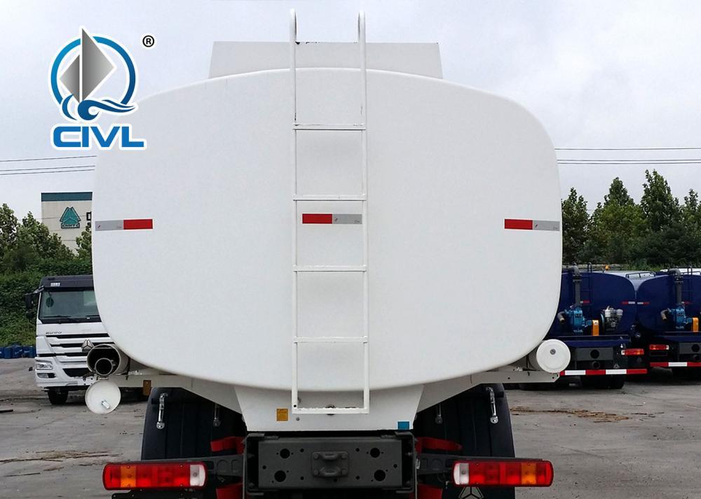 Howo 6x4 Fuel Tanker Truck 15