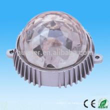 Alta calidad precio barato ce rohs 12-24v 100-240v rgb 9w punto de luz 9w