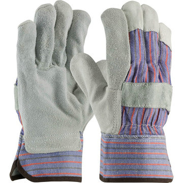 10.5`` Split Cow Leather Work glove