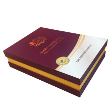 Luxury Base and Lid Paper Gift Box